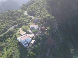 Casas las Gemelas VIEWPOINT!, vacation home in Garafía