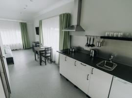 Dzīvoklis Jaunāmuiža Apartamenti Valmierā