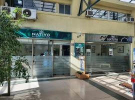 Nativo Hotel y Cafeteria, отель в городе Талька