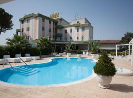 Hotel Europa, hotel in Termoli