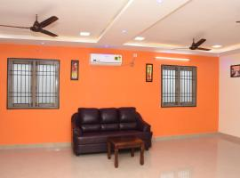 ZOE PORUR SERVICE APARTMENTS, hotel near Chennai International Airport - MAA,