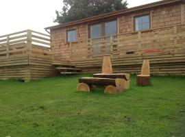 Orme View Lodges, hotel near Bangor Cathedral, Bangor
