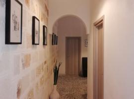 Via San Antonio Appartamento, hotel v destinácii San Vito dei Normanni
