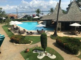 Costa Oeste Marina Flat, 103, Itaparica Ba, hotel with pools in Itaparica Town