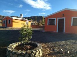 Cabaña Los Molles, lodge in Cachí