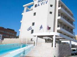 Motel Aviv, hotel near J. Hozman Airport - ETH,