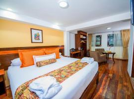 Wayra's San Blas, hotel near Pukapukara, Cusco