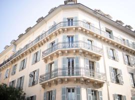 Best Western Premier Hotel Roosevelt, hotel in Nice