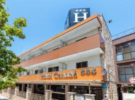 Hotel Canadá, отель в Таррагоне