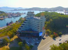 Yuan Dun, hotel in Nakhodka