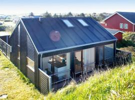 Two-Bedroom Holiday home in Rømø 7, vacation rental in Bolilmark