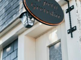 Le Petit Gretedar, self catering accommodation in Malmedy
