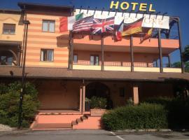 Hotel La Locanda Della Franciacorta, hotel in Corte Franca