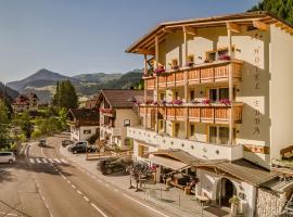 Hotel Edda, hotel in Selva di Val Gardena