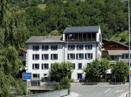Hotel Restaurant Le Giétroz, hotel in Le Châble