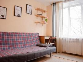Studio Apartment In Solntsevo, hotel near Solntsevo Metro Station, Moscow