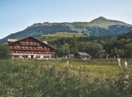 Hotel Alpenland, hotel in Gstaad