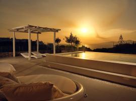 Arcs Boutique Villa Hotel, отель в Миконосе