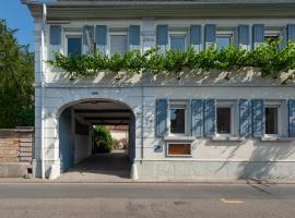 Gästezimmer im Weingut Wolf, hotel in Großkarlbach