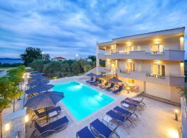 Iliomagic Luxury Suites Thassos, serviced apartment in Limenas