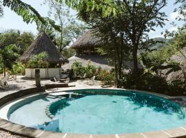 Dreamsea Surf Resort Nicaragua, hotel in San Juan del Sur