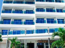 Hotel Medellín Rodadero, hotel en Santa Marta