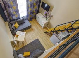 URoom ApartHotel на Первомайской, holiday rental sa Moscow