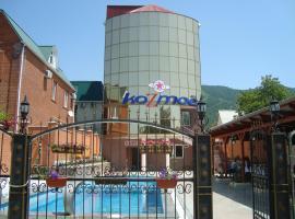 Kozmos, self catering accommodation in Gelendzhik