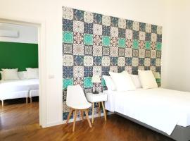 Carulli 69 Self-Check-in Apartments, hotel near Petruzzelli Theatre, Bari