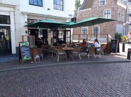 Le Penseur, B&B in Middelburg