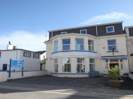 Seascape Lodge, hostel in Newquay