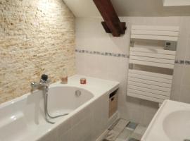 Duplex cozy, hôtel à Montigny-lès-Metz près de: Golf de La Grange-aux-Ormes