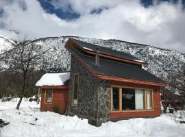 Cabañas Alto Cordillera, lodge in Las Trancas