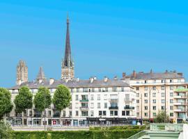 Ibis Styles Rouen Centre Cathédrale, hotel en Rouen