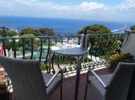 La Marocella, villa in Capri