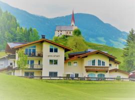 Green Apart, golf hotel in Uderns