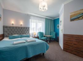Villa 33 Blisko Plaży – apartament z obsługą w mieście Sopot