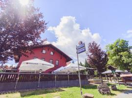 Tanzbuche, Hotel in Friedrichroda