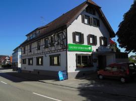 Grüner Baum, inn in Stetten