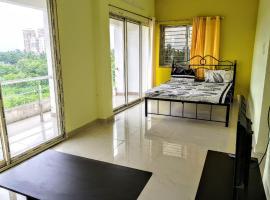 Newtown Executive Suites, hotel near Netaji Subhash Chandra Bose International Airport - CCU, Kolkata