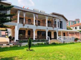 EZRA BOUTIQUE VILLA, hotel in Kigali