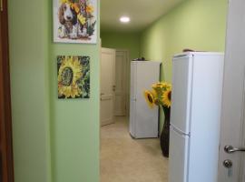 Комнаты в частном домовладении, self catering accommodation in Gelendzhik
