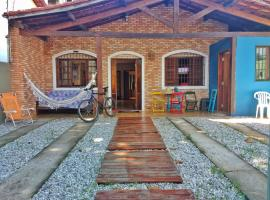 Wanderlust Guest House, guest house in Ubatuba