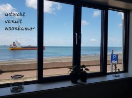 The Ruyter apartment, hotel near CineCity Vlissingen, Vlissingen