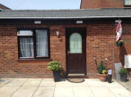 The Anfield Apartment, budget hotel in Liverpool