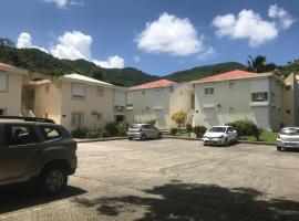 Petit Colibri, Ferienwohnung in Les Anses-d'Arlets