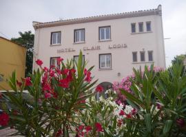 Hotel Clair Logis, hotel near Collioure Royal Castle, Argelès-sur-Mer