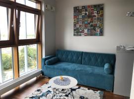 Dworzec Gdański Apartament, self catering accommodation in Warsaw
