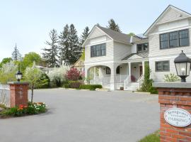 The Springwater Bed and Breakfast, hotel near Yaddo Gardens, Saratoga Springs