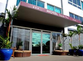 Hotel Sarah Nui, hôtel à Papeete